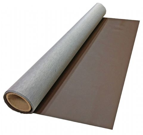 Brown Plain Vinyl
